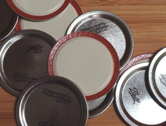 Canning Alert: changes for lids!