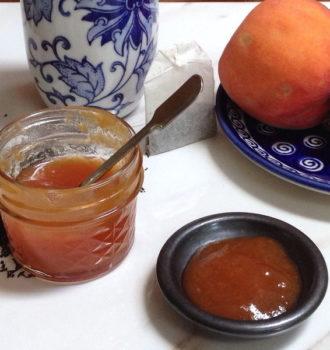 Peach Oolong Butter