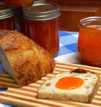Small-batch Apricot Jam
