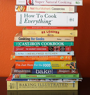 New cookbook, inspiration, bread, and an offer for my readers