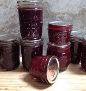 Small-batch Strawberry Jam