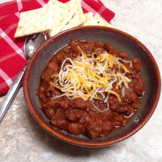 Family Friendly Chili