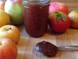 Apple Butter the Easy Way