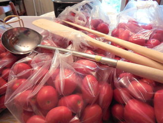 Host Your Own Tomato Crush