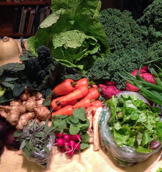 One last box from the CSA
