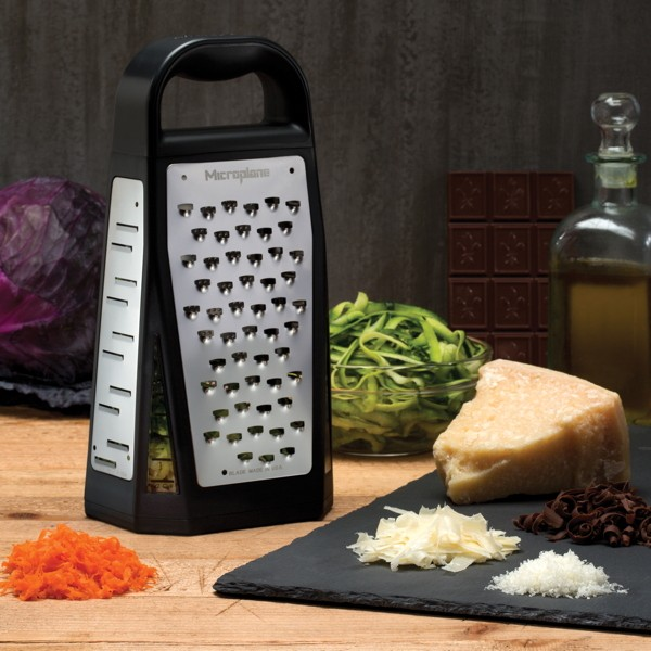 Tools: Microplane Elite Box Grater