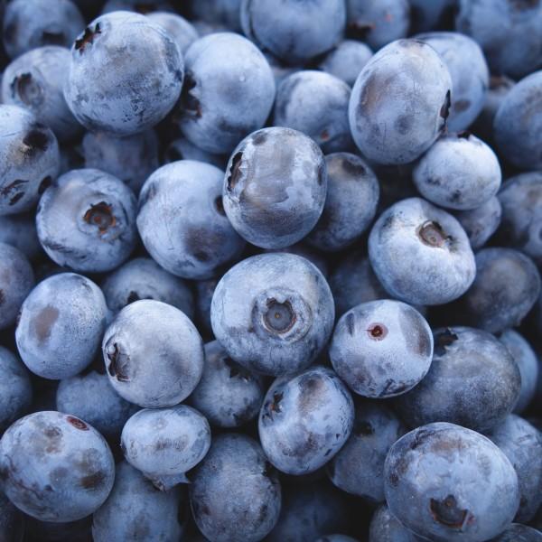Blueberry-Ginger Jam
