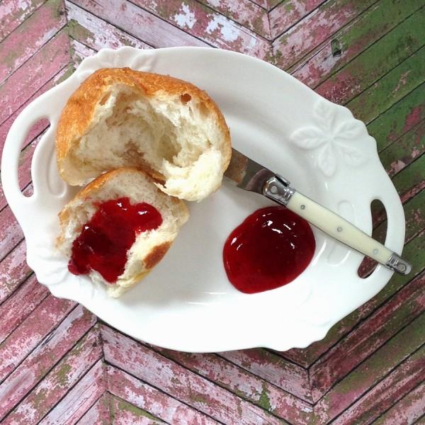 Strawberry-Vanilla Butter