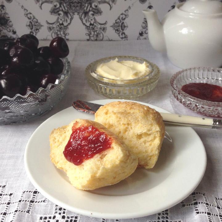 Amaretto Cherry Butter