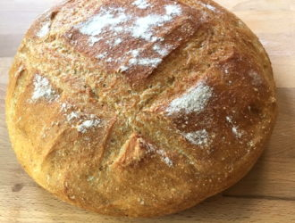 No-knead bread!