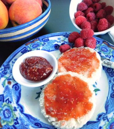 Jam: Peach Melba