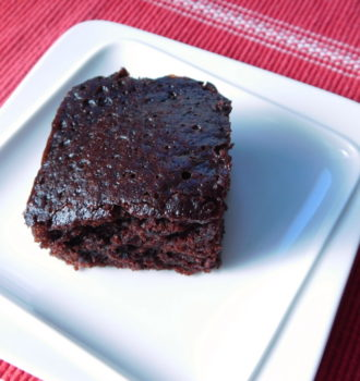 Magic Chocolate Cake Recipe