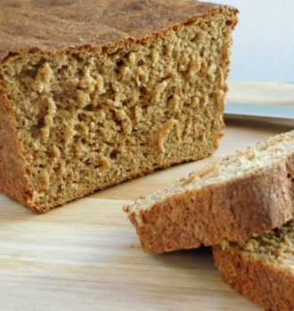Irish Brown Bread Small Batch