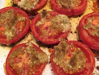 Extra Baked Tomatoes