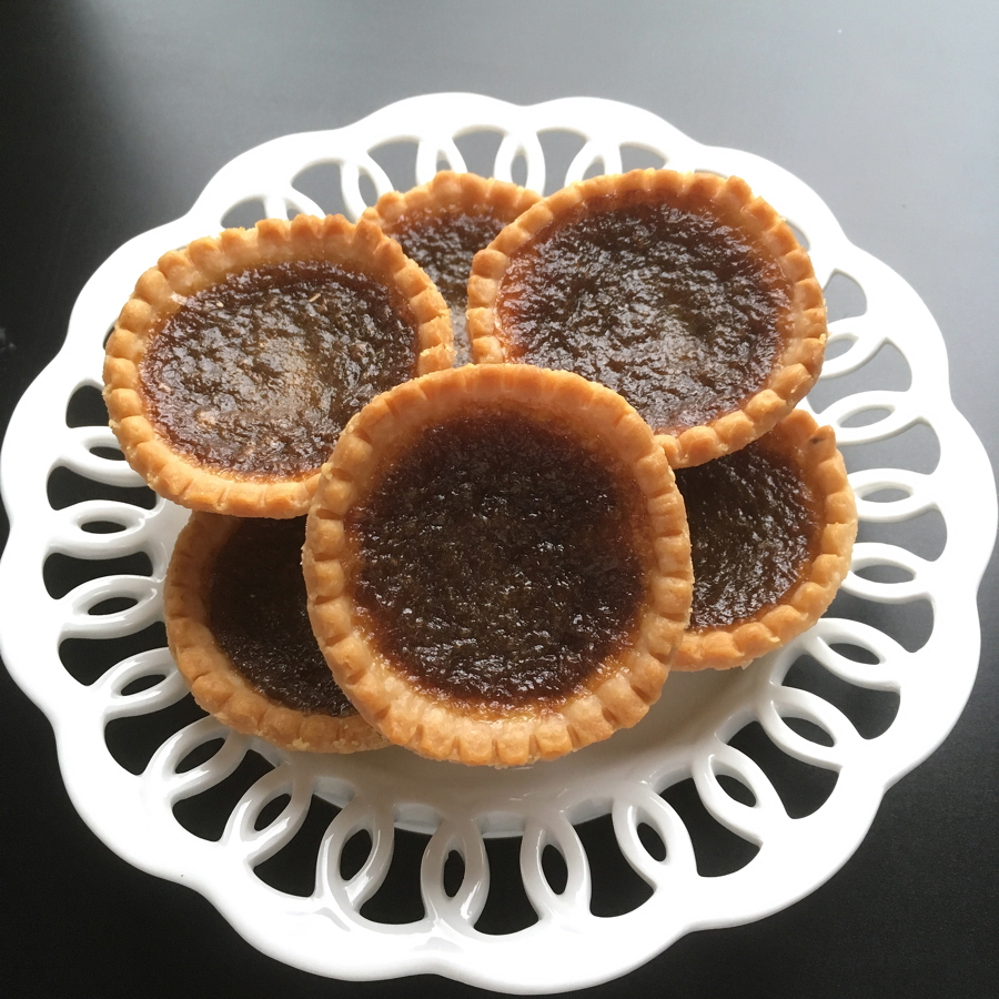 Maple Tarts
